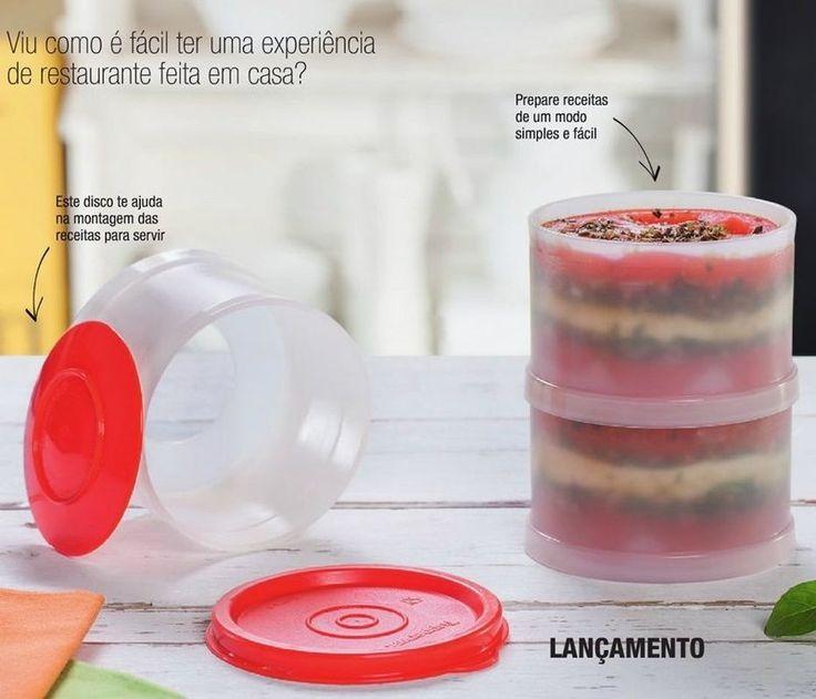 Tupperware Modela Express Vermelho - Quer Comprar Tupperware Online? Loja Mundo Tupperware
