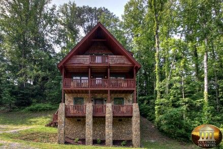 90 best images about pigeon forge tn cabin rentals on for Creekside cabins in pigeon forge tn