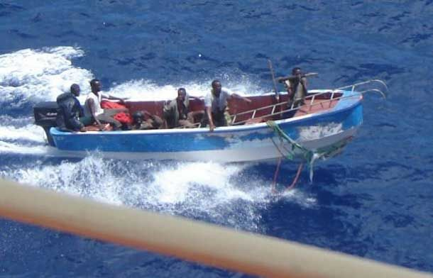 Iranian tanker rescued from pirates off Yemen | Portpress