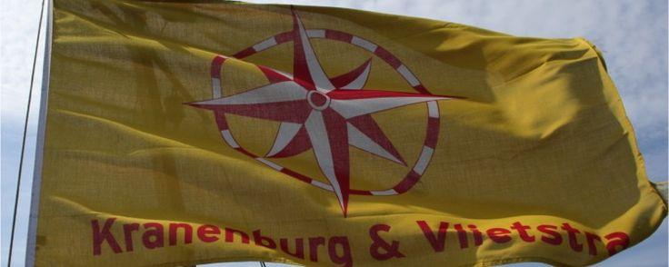 vlag Kranenburg & Vlietstra