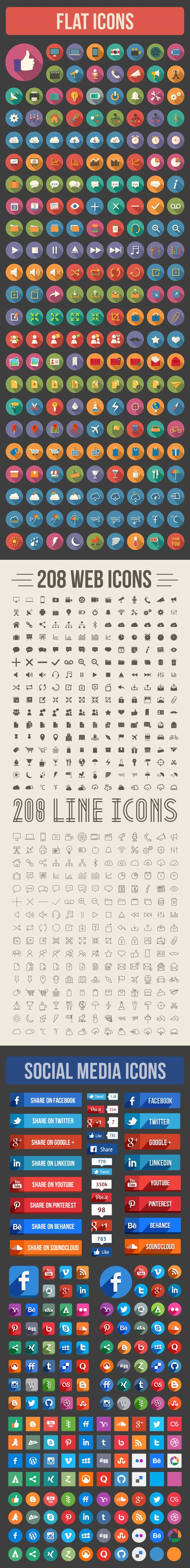 Icons pack by Hakan Ertan, via Behance http://www.behance.net/gallery/Icons-pack/10459897