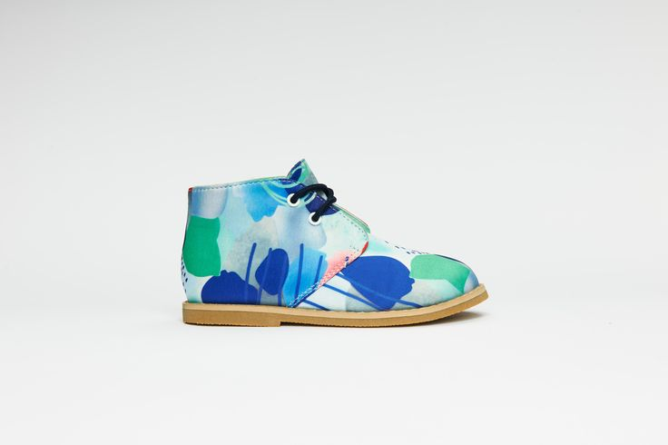 Melula Shoes: Colourful kidsshoes by Louise Møllermark & Søren Hougesen — Kickstarter