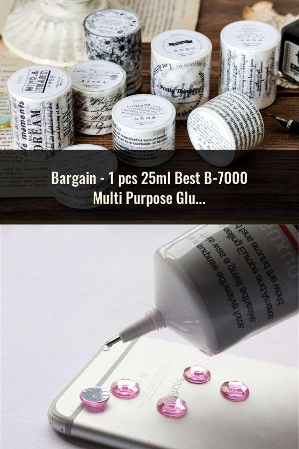 1 pcs 25ml Best B-7000 Multi Purpose Glue Adhesive Epoxy