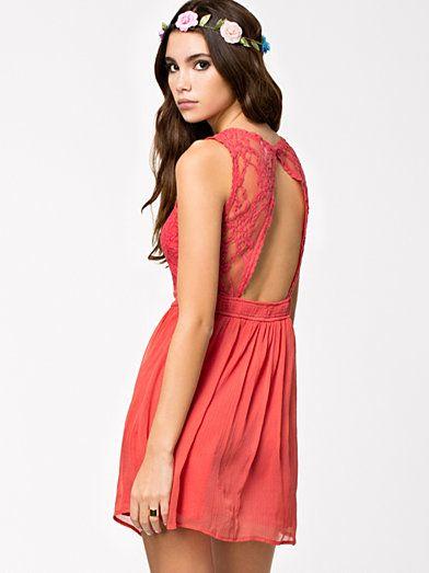 Coral Vero Moda dress