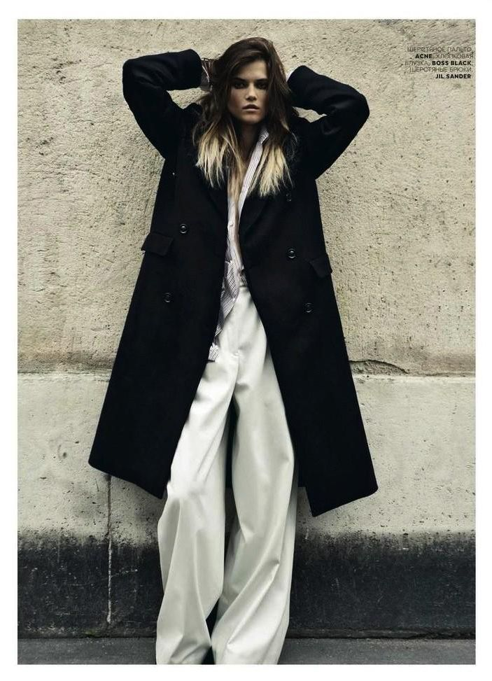 Minimal + Classic: Style&Minimalism | Maxima, Vogue Russia, September 2013
