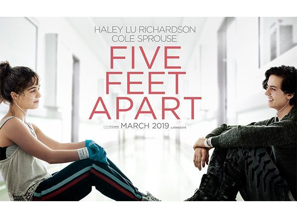 Tonight S Film Fivefeetapart A Young Female Teenager With Cystic