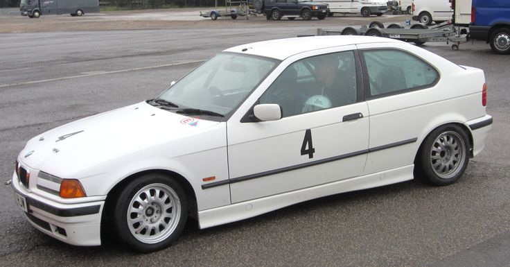 BMW 318 Ti Compact Cup