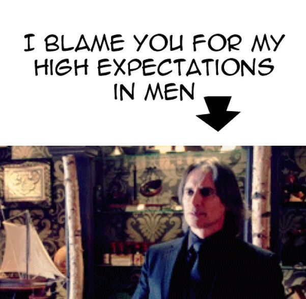 Shame on you Robert Carlyle;)