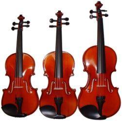 violin size chart