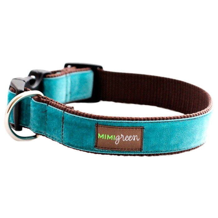 how to make a dog collar without sewing