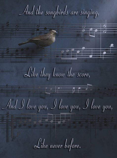Songbird. Fleetwood Mac 1977 and Eva Cassidy....one of my favorite songs EVER
