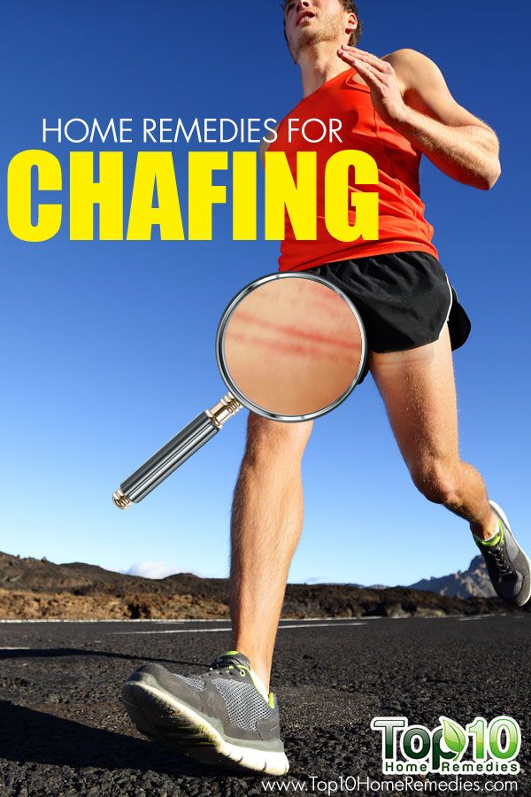 Home Remedies to Treat #Chafing Naturally Using Aloe Vera