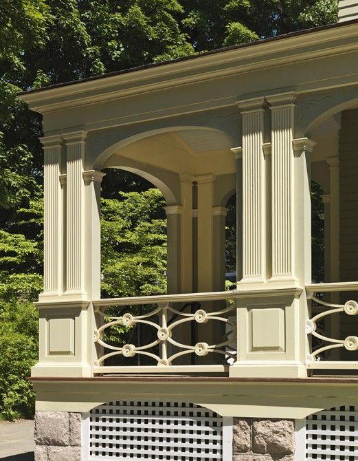 Herrick & White | Traditional Architectural Woodwork in Cumberland, RI | Boston Design Guide