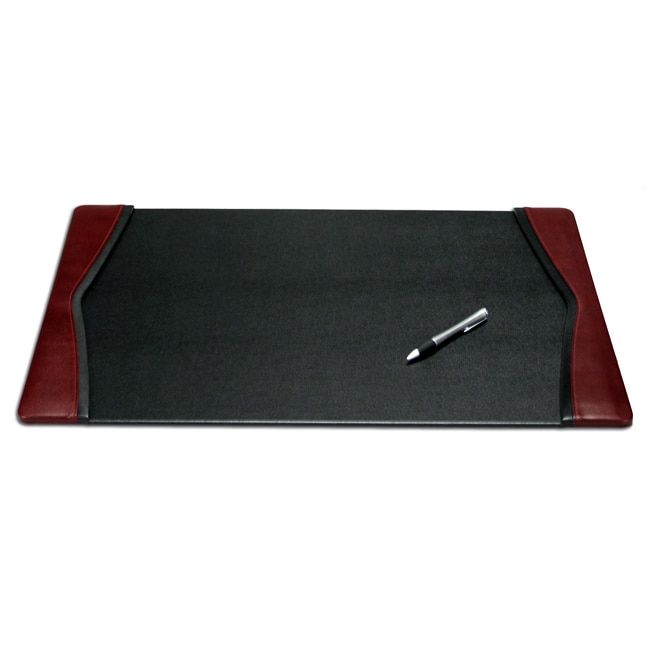 Protect your desk and add some class with this Leather Desk Pad  #desk #office #writing #blotter