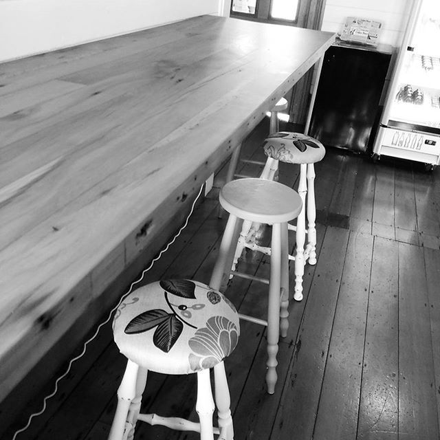 Our first 'vintagey' addition to the cafe at work...the vintage craft school is coming! #vintagenz #vintagecrafts #vintagecraftschool