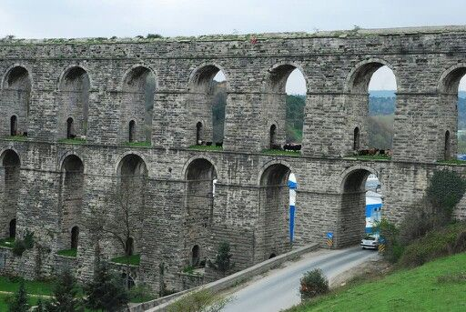 Kovuk(Eğri) Kemer-1564/İstanbul