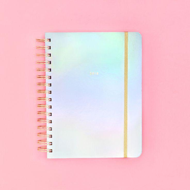 Muji Double Ring Blank Notebook