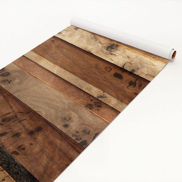 Klebefolie Holz - Woody Birdseye - Holzdekorfolie