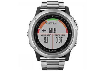 Fenix 3 Sapphire Titanium smartwatch De Fenix 3 Titanium Sapphire van Garmin is het robuuste, veelzijdige en slimme GPS-horloge voor multisporttrainingen. Met functiesets voor fitnesstraining en ou…