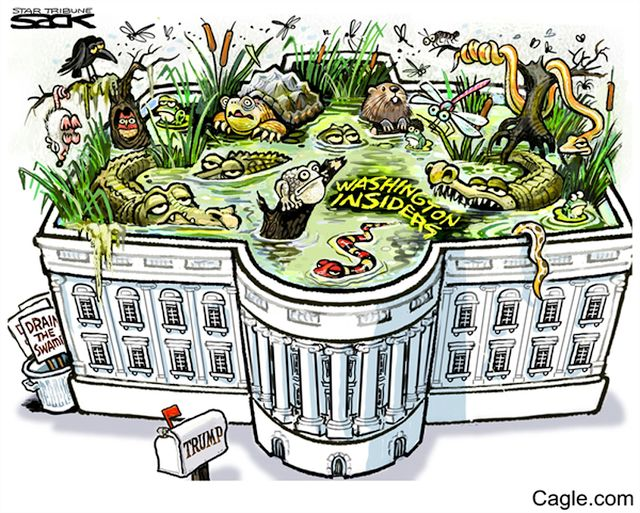 Image result for political swamp sinking lower cartoons 2018 2018 2018