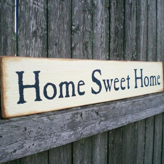ideas about Primitive Wood Signs on Pinterest