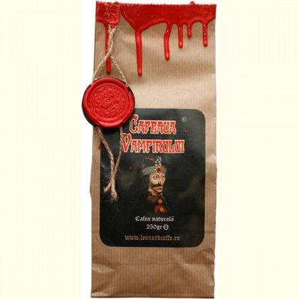 Cafeaua Vampirului - Leonard Caffe