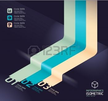 Ayrıntılı infografik ok diyagramı grafik Infographics grafik veya reklam düzen vektörü için kullanılabilir photo
