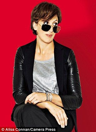 'I am essentially a middle-aged woman who likes making up weird snack combinations - and galloping': Miranda Hart in her most revealing interview. (Daily Mail, 09/11/13)