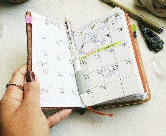 Leuchtturm Traveler S Notebook