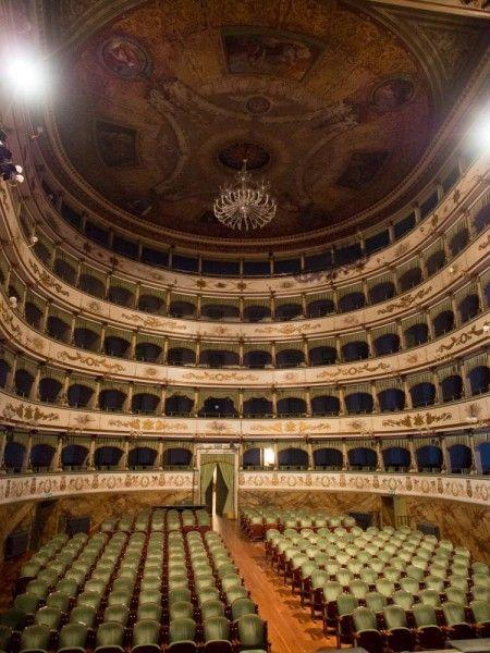 Teatro Bonci, Cesena; copyright: Gramilano