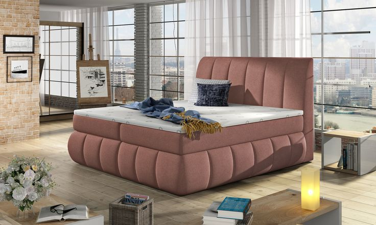 Rendelje meg még ma álmai Boxspring ágyát -30% kedvezménnyel és ingyenes szállítással! Hamarosan új ágykollekció várható!