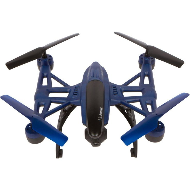 Amazon.com: Helizone Falcon 5.8 Ghz First Person View FPV Drone with Live LCD Monitor HD Video Recording Altitude Hold Headless Mode Quadcopter: Toys & Games