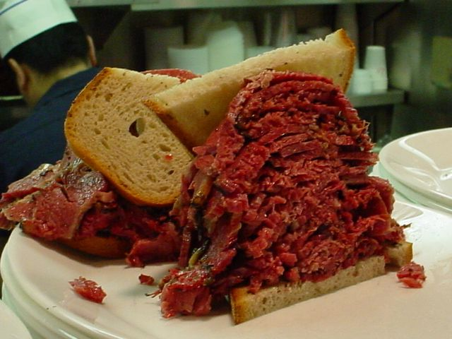 Pastrami | SAVE THE PASTRAMI! | Mr. Blog's Tepid Ride