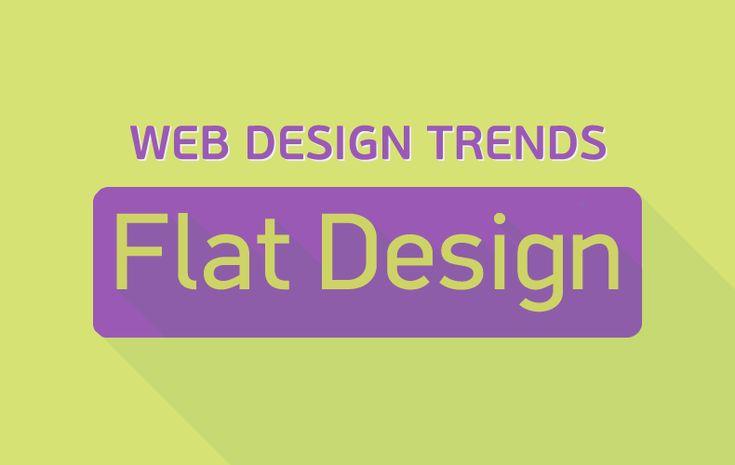 """To πρώτο άρθρο της σειράς """"Τάσεις στη σχεδίαση ιστοσελίδων"""" όπου μπορείτε να διαβάσετε σχετικά με Flat Design και την επιροή του στο χώρο του webdesign."""