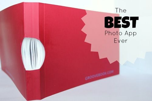 I have been introduced to what could possibly be the best photo app ever- Groovebook. Check out this review to see why I'm glad I gave it a try and why you should too.