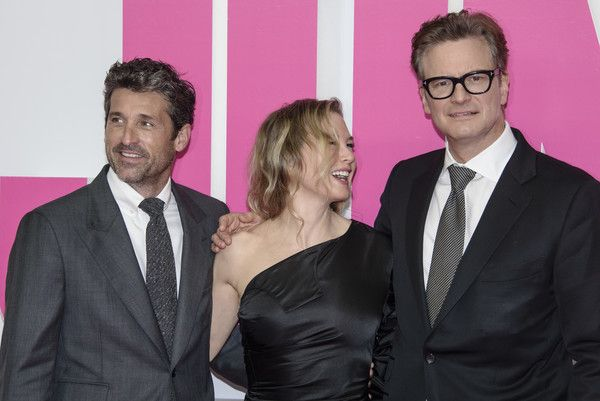 Colin Firth Photos Photos - Patrick Dempsey, Renee Zellweger and Colin Firth attend the 'Bridget Jones Baby' German Premiere in Berlin at Zoo Palast on September 7, 2016 in Berlin, Germany. - 'Bridget Jones Baby' German Premiere in Berlin