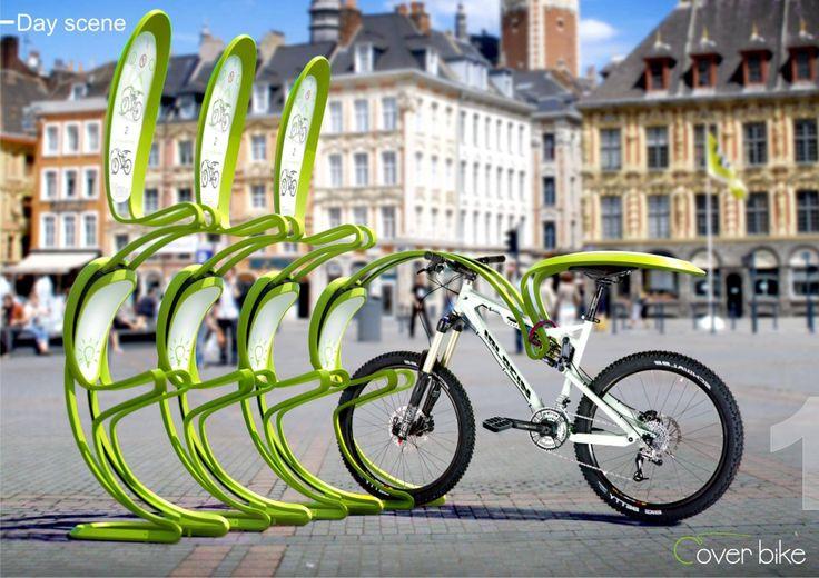 City, bikes ...