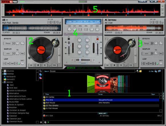 Nice intro to the VirtualDJ interface. Nice work Bakari!