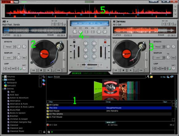 Nice intro to the VirtualDJ interface. Nice work Bakari!