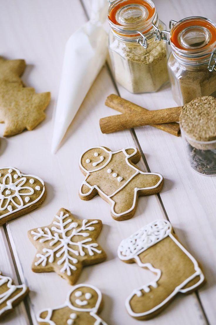 Biscotti pan di zenzero: Che emozione: è arrivato quel periodo dell'anno in cui amo riempire la casa di biscotti. Conosci i natalizi #biscotti #pandizenzero? Ecco come li faccio io!