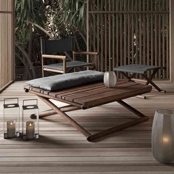 Paraggi Coffee Table by Exteta from Pure Interiors |