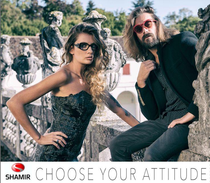CHOOSE YOUR ATTITUDE   #ottici #ottica #optometristi #optometria #occhiali #lenti #rx #oftalmiche