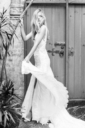 """The """"Simona"""" Gown by Made With Love 
