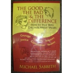 Creating a culture of conversation, Sabbeth has written a unique work based on timeless values and eternal truths that will enrich all families. More than a how-to book on moral thinking, it invites the reader on a spiritual journey, guiding parents in teaching children to defend truth and justice, respect humility, and pursue virtue with all their mind, heart, and soul