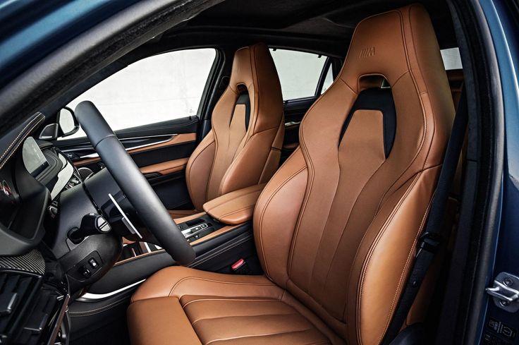 Los Angeles 2014 : BMW X5 M et X6 M