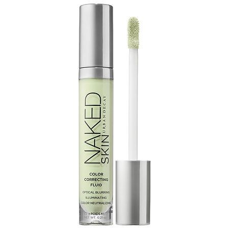 """I have naturally very red skin anyway, and acne just makes it redder, so Urban Decay's green color corrector has really helped me with my application of makeup. I've also got crocodile dry skin, and it's sensitive on top of that."" —Ashley Grabowski, Facebook Get it here, for $28."