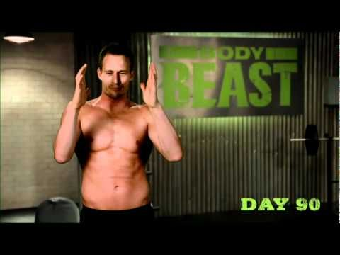 BODY BEAST workout from Beachbody - Bryan Reviews Body Beast (+playlist)