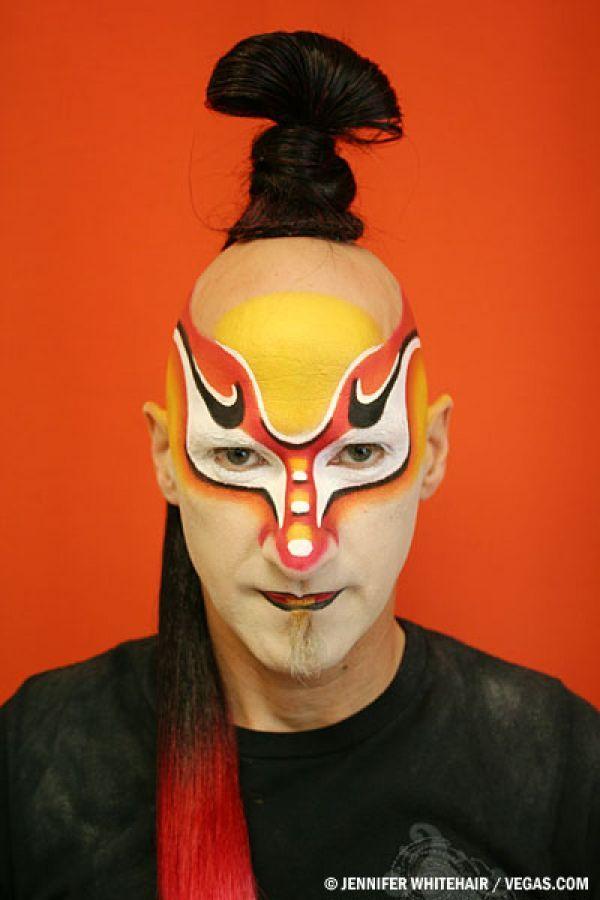 152 best Many Faces of Cirque du Soleil images on Pinterest ...