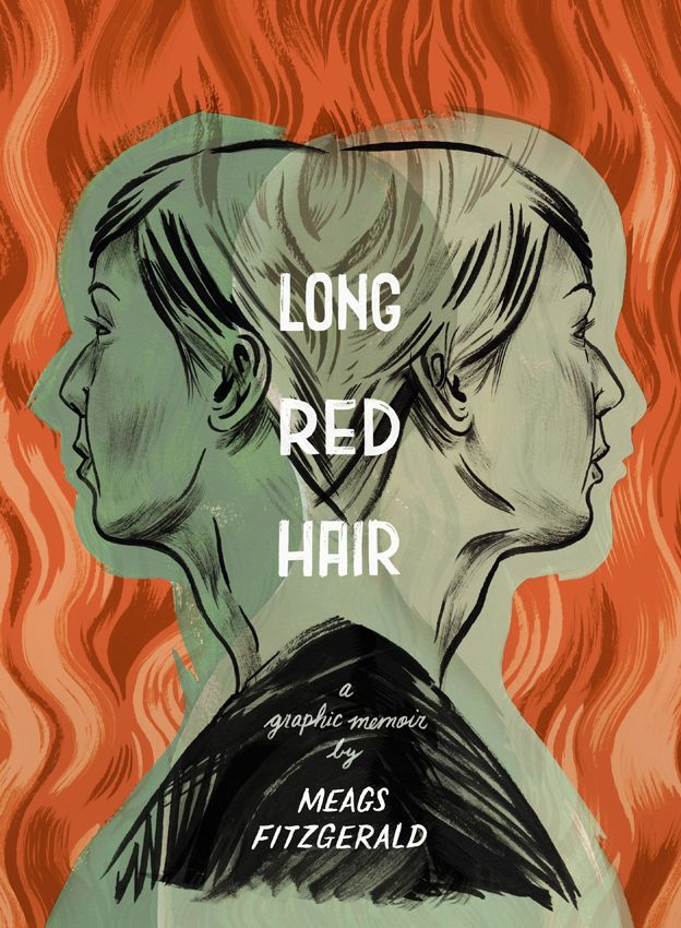 """Long Red Hair"", by Meags Fitzgerald - In this graphic memoir, Fitzgerald paints a childhood full of sleepovers, playing dress-up, amateur fortune-telling and renting scary movies. Yet, Fitzgerald suspects that she is unlike her friends. The book navigates a child's struggle with averageness, a preteen's budding bisexuality and a young woman's return after rejection."