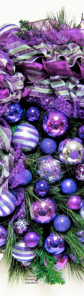 Christmas | Purple